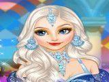 Elsa roupas de arábia