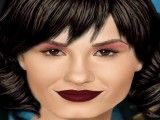 Maquiagem celebridade Demi Lovato