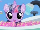 Twilight no banho