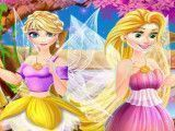 Fada princesas shopping