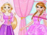 Rapunzel e Anna moda concurso