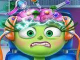Cirurgia da cabeça da Disgust