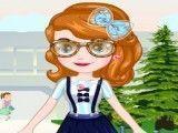 Princesa Sofia roupas escolar