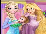 Princesas decorar quartos dos bebês