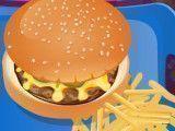 Hambúrguer fácil fazer