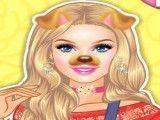 Barbie snapchat