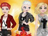 Princesas show de rock