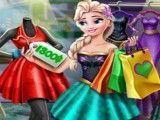 Elsa comprar roupas e acessórios
