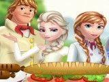 Piquenique da Elsa e Anna
