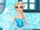Lavar louças da Elsa