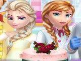 Bolo Frozen casamento