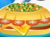 Fazer receita de sanduíche