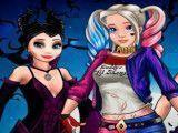 Princesas festinha do Halloween