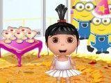 Agnes festa de aniversário decorar