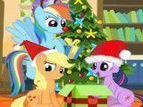 Árvore de natal My Little Pony