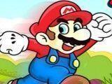 Mario pular plataformas