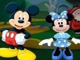 Minnie e Mickey festa de Reveillon