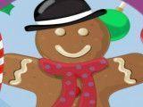 Decorar biscoitinho natalino