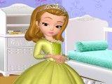 Princesa Sofia decoração do quarto