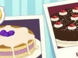 Preparar receitas de bolos