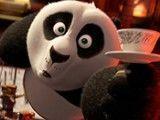 Kung Fu Panda diferenças