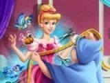 Costurar vestido da Cinderela