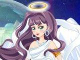 Vestir anjinha noiva