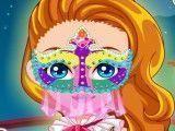 Pintar máscara de carnaval