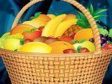 Lançar frutas