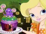 Decorar cupcakes para dia das bruxas