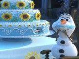 Puzzle do Olaf Frozen