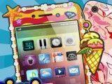 Decoração capinha de celular