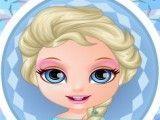 Roupas para vestir Anna e Elsa bebê
