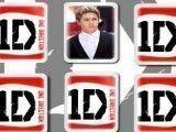 One Direction cartas da memória