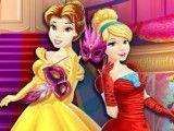 Princesas mosqueteiras compras