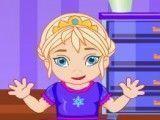 Babá da Elsa e Anna