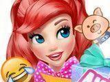 Princesa Ariel aniversário