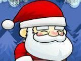 Papai Noel obstáculos