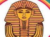 Colorir livro do Egito