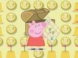 Caça tesouros da Peppa Pig
