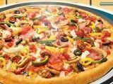 Preparar pizza especial