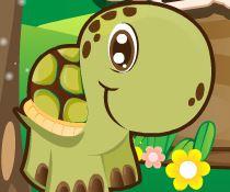 Achar erros cenário da tartaruga