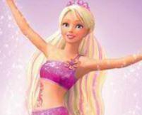 Achar números Barbie sereia