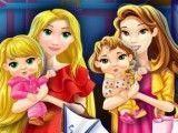 Princesas roupas de mamãe
