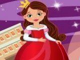 Princesa arrumar quarto e vestir roupas
