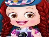 Fotografa Bebê Hazel moda