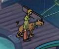Ajudar Scooby Doo e Salsicha a fugirem dos piratas