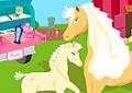 Arrumar os cavalos