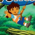 As aventuras de Diego na floresta