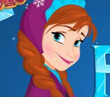 Aventuras da Anna Frozen